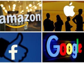 antitrust Google Facebook Big Tech