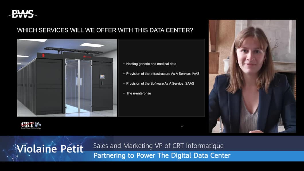 CRT Informatique data center