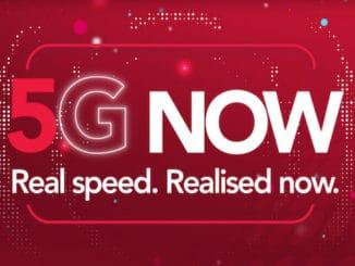Singtel 5G Garage trials