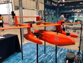 Japan drones China supply