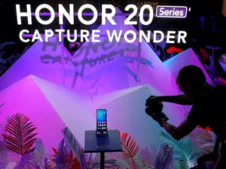 Huawei Honor smartphones