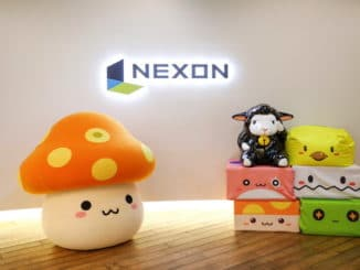 Nexon games company