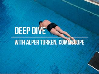 CommScope connectivity Alper Turken