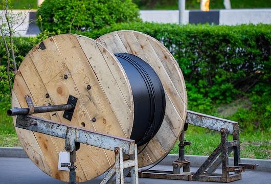 fibre rollout India