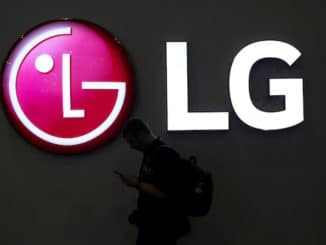 LG Electronics smartphones