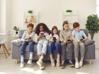 Australian kids mobiles fixed