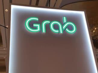 Grab fintech investors