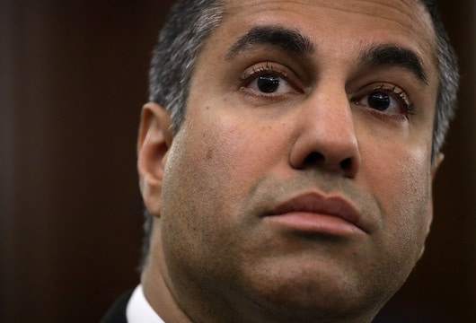 Outgoing FCC chair harps on about potential Chinese espionage threats