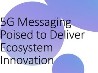 ZTE 5G messaging