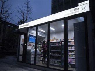 China automated retail