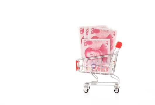 consumer loan data China