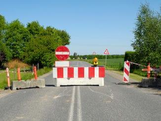 right of way blocked RoW