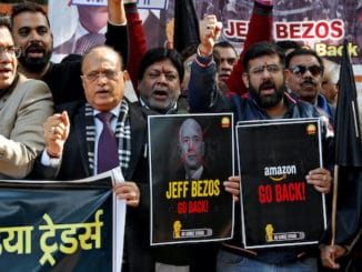 Amazon documents dodge Indian regulations
