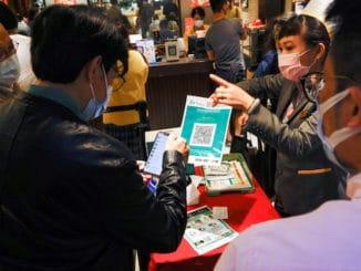 burner phones Hong Kong