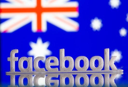 Facebook blocking news Australia