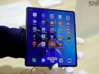 Huawei growth despite sanctions
