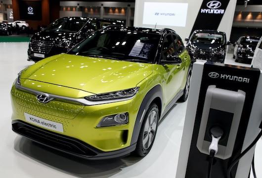 Hyundai battery systems recall