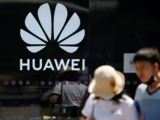 Huawei electric vehicles