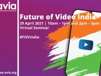 AVIA Future of Video India