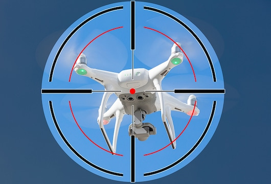 anti-drone Myanmar
