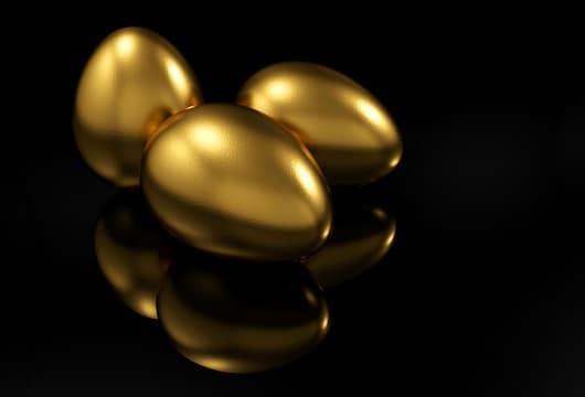 SoftBank golden eggs