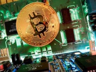 Chinese companies bitcoin