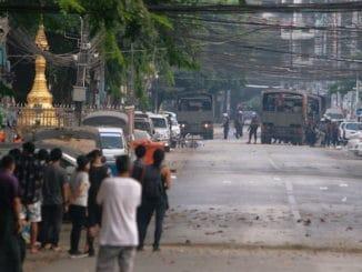 Google Myanmar bans