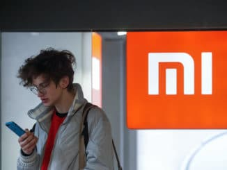 Chinese companies Xiaomi
