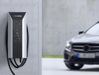 Siemens VersiCharge chargers