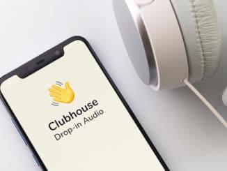 TikTok Clubhouse app