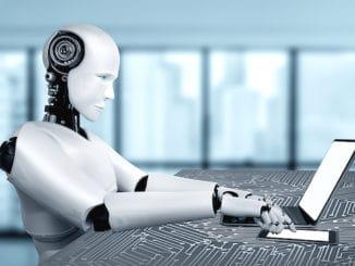 white-collar robots