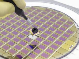 Taiwan cooperation semiconductors