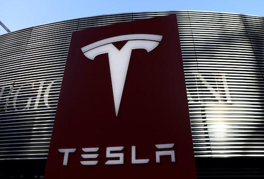 Tesla cameras China