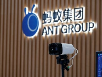 Ant Group restructuring