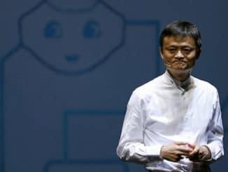 Chinese regulators Jack Ma
