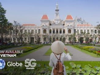 Globe 5G roaming