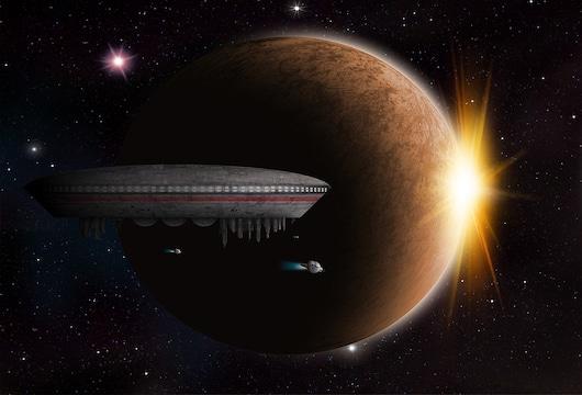 US files on UFOs