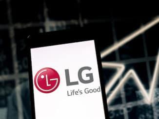 LG smartphone withdraw