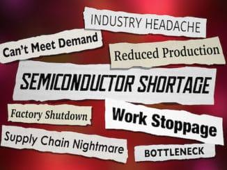 chip semiconductor shortage