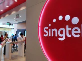 Singtel 5G SA Singapore