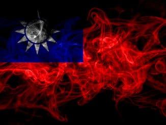 economic warfare China Taiwan