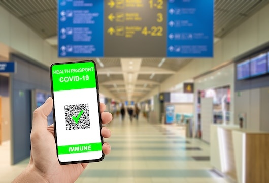 mobile travel pass