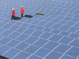 clean energy China