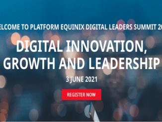 Equinix Digital Leaders Summit
