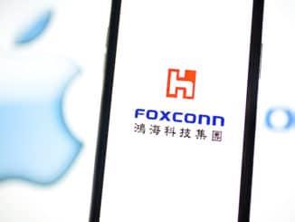 Vietnam COVID Foxconn shut down