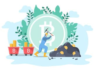 cryptocurrency miners China