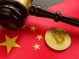 new rules China cryptocurrency