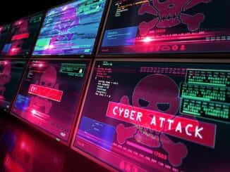 anti-corruption cyber attack Indonesia