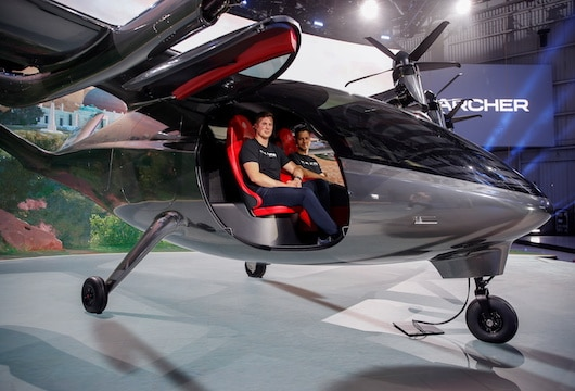 Maker flying taxi