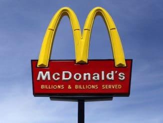 McDonald's customer information